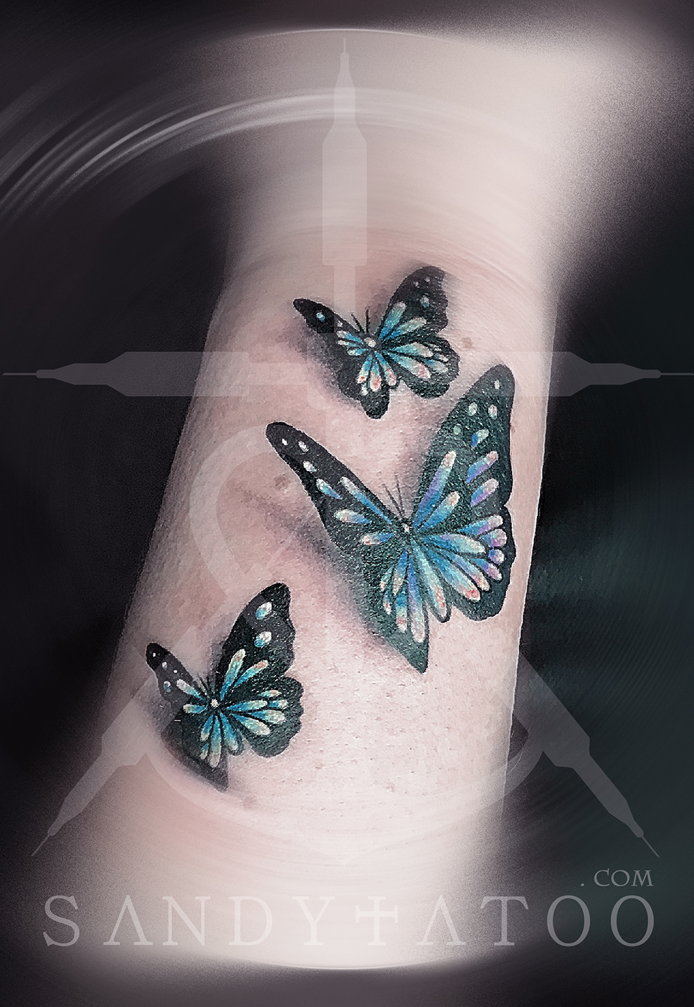 Image tatouage papillon fashion designs - Tatouage de papillon ...